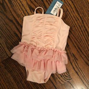 Infant girl bathing suit